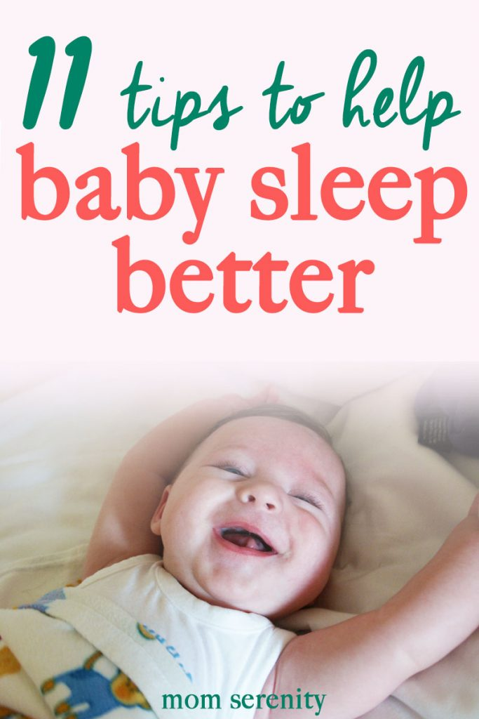 Baby Sleep Better Tips and Tricks for Newborn Sleep Training #babytips #sleeptraining #newmom