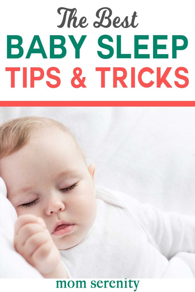 How to get your baby to sleep faster and better with great tips and tricks! #babysleep #sleeptraining #newmom #babytips #momlife #parenting