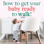 Preparing Your Baby to Walk with Ease