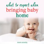 Bringing Baby Home: What to Expect the First Weeks