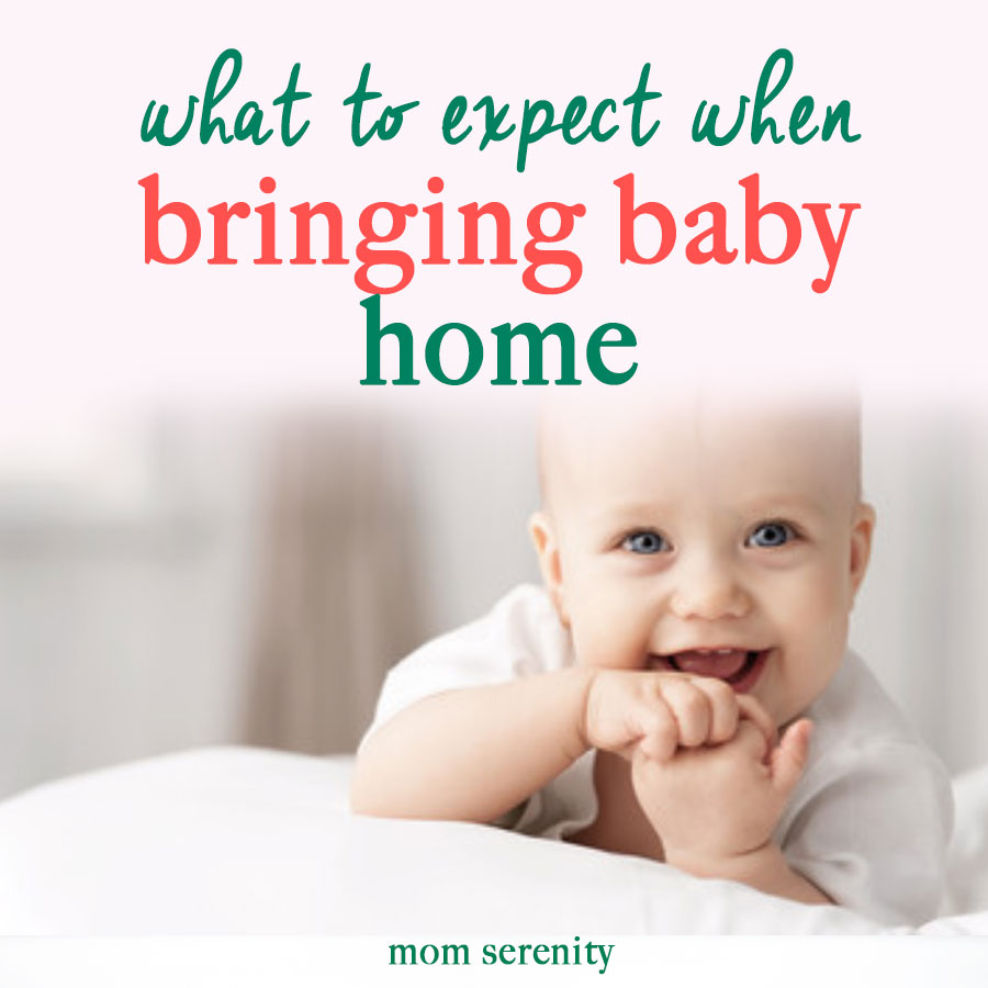 Bringing Baby Home: What to Expect after Labor and in the First Few Weeks #babytips #pregnancy #newmom