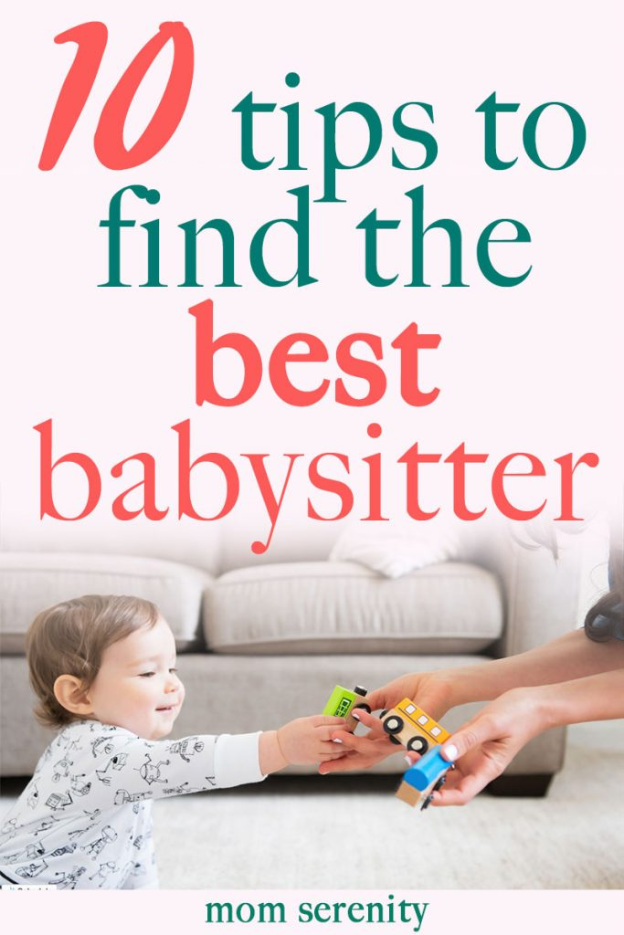 Find the Best Babysitter and Childcare Provider With Tips, Interview Questions, Ideas, and Support #babysitter #parenting #momhacks #childcare