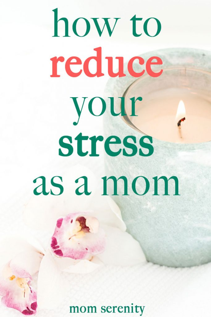 Stress reducing tips for new moms #momhacks #parenting