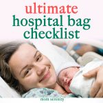My Ultimate Hospital Bag Checklist